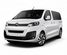 Citroen Spacetourer (Ситроен Спейс Турер) с МКПП